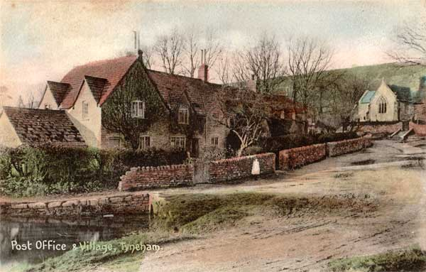 Tyneham Post Office