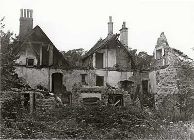Tyneham House