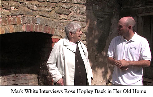 Tyneham Interview With Rose Hopley